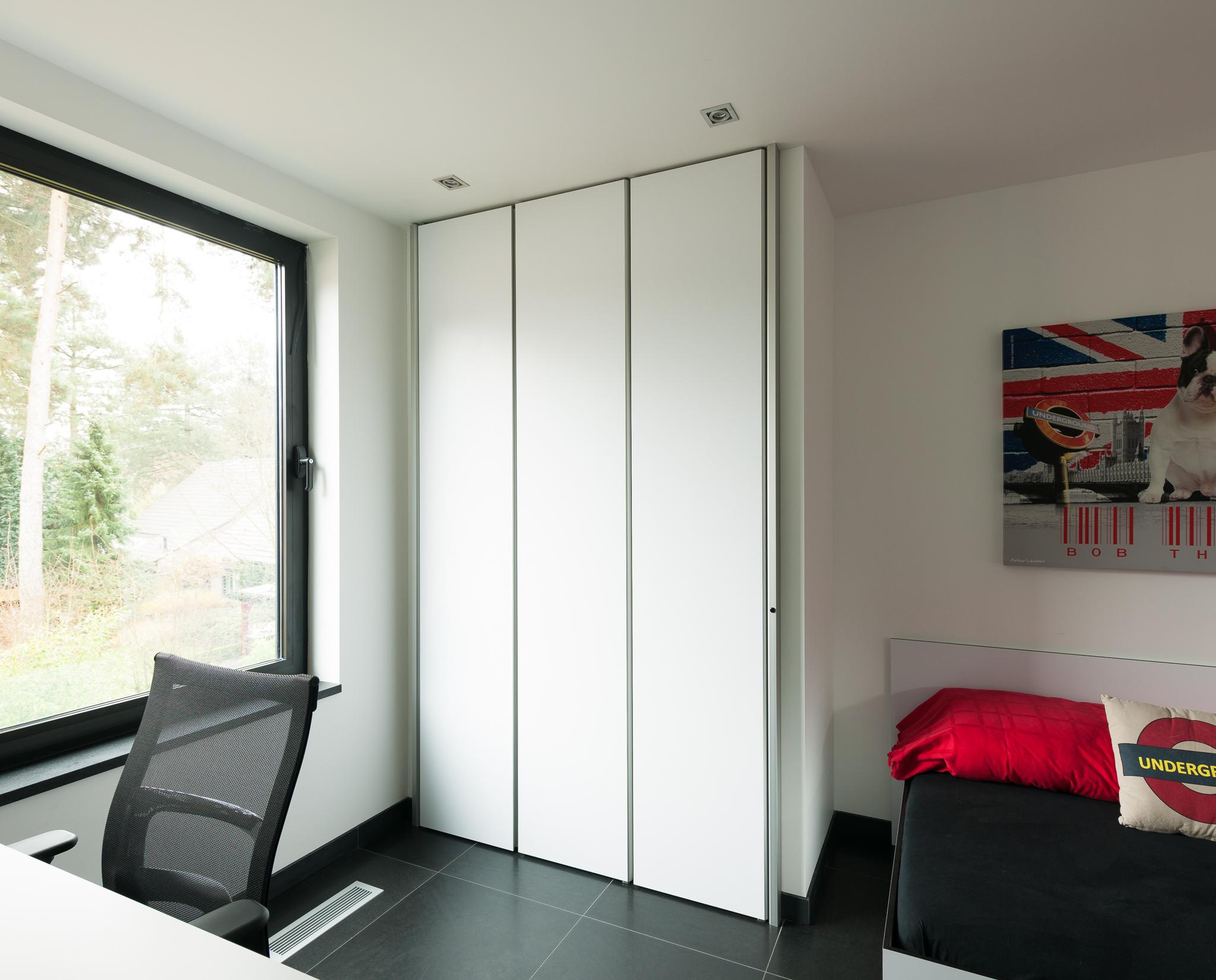 Slaapkamer in witte - Kamer deco stijl ...