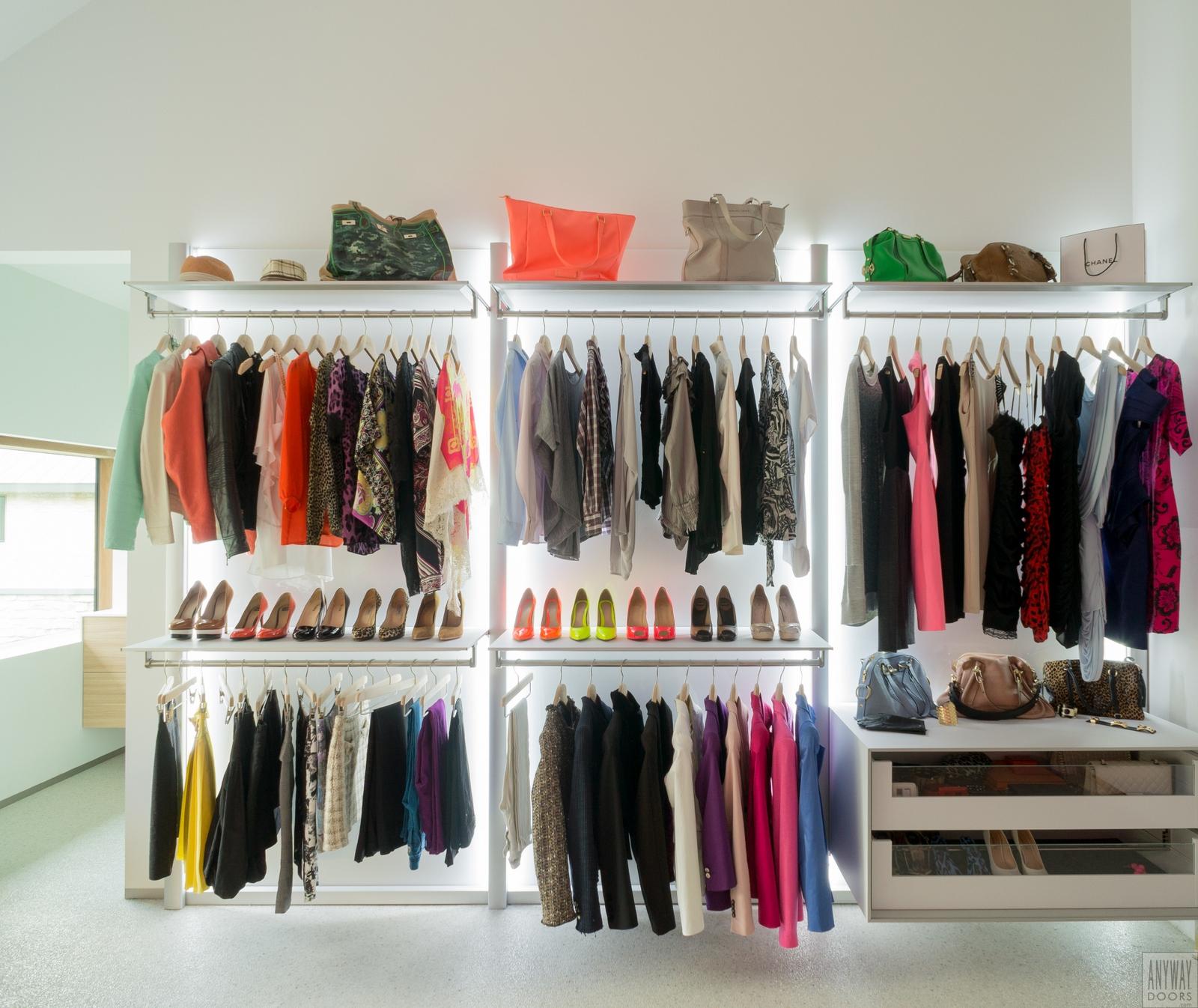 Tips om uw dressing functioneel in te richten dress a way kasten op maat - Geintegreerde bibliotheek ...